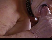 Josephine, my french friend mature, who like blowjob