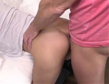 Amateur german anal with creampie, very hot 720P