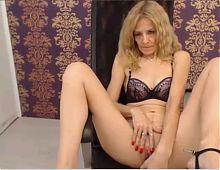 Milf slender blonde cam 3876b