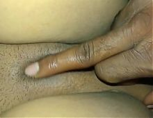 Indian pussy fingering & fuck