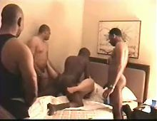 My gangbang April 2014