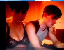russian mom on webcam 4