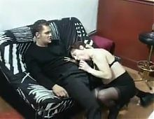 Mature and Boy anal fuck