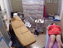 Exclusive, spycam beauty salon 1