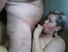 Hot mature russian sexy webcam couple Addams-Family...
