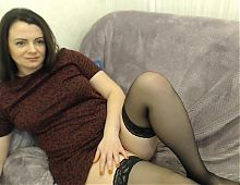 russian girl on the couch 2