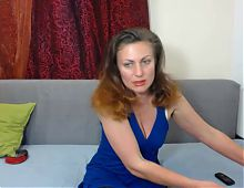 stupid russian mom julia from st.petersburg on webcam