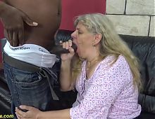 chubby moms first interracial sex