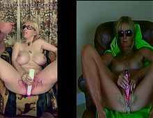 Celebrity Boltonwife and Lisa Lister amateur homemade vid!